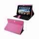 Housse universelle tablette tactile 10.1 pouces support étui Rose - Housse tablette - www.yonis-shop.com