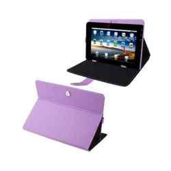 Housse universelle tablette tactile 10.1 pouces support étui Violet - Housse tablette - www.yonis-shop.com