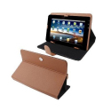 Housse universelle tablette tactile 9 pouces support étui Marron - Housse tablette - www.yonis-shop.com