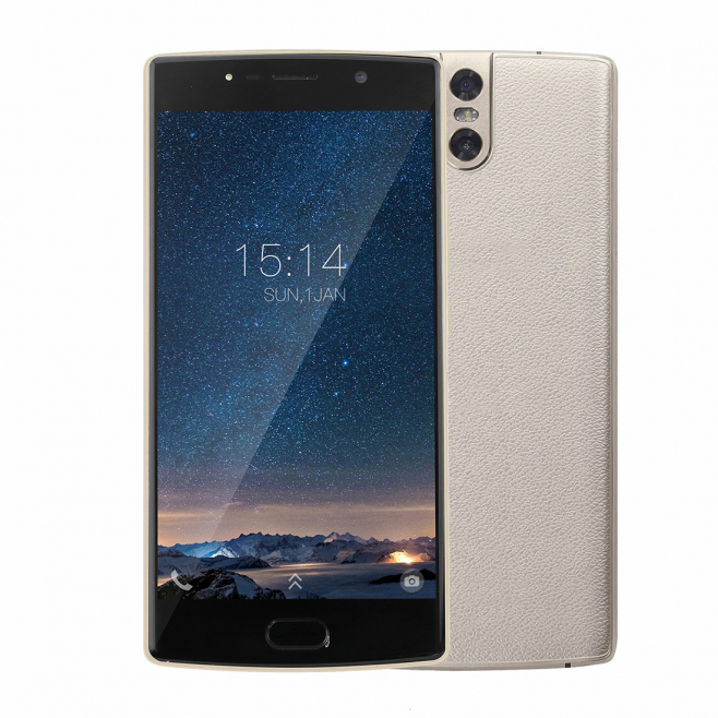 "Smartphone Android 7.0 Telephone 4G Portable 4Go RAM 5.5\"" Full HD Or - Smartphone - www.yonis-shop.com"