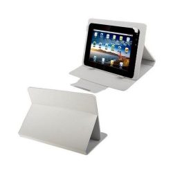 Housse universelle tablette tactile 10 pouces support étui Blanc