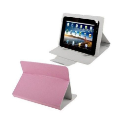 Housse universelle tablette tactile 10 pouces support étui Rose