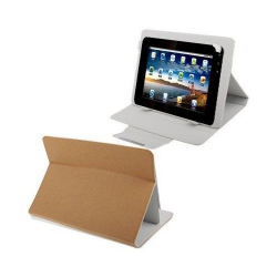 Housse universelle tablette tactile 10 pouces support étui Marron