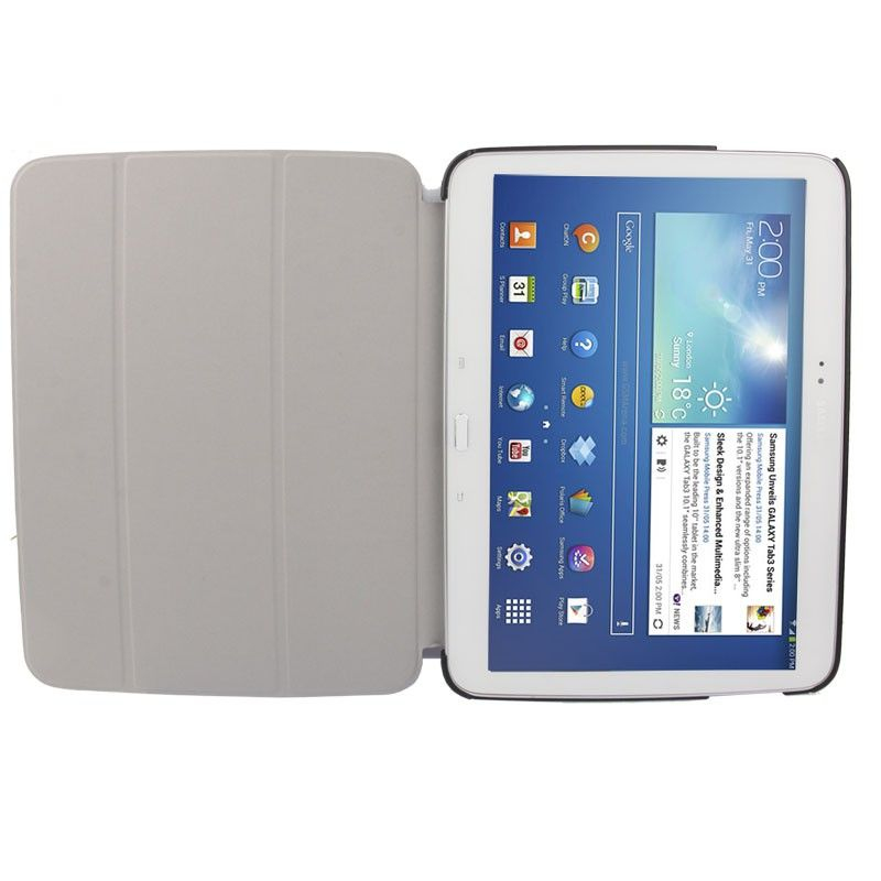 Housse samsung galaxy tab 3 p5200 tui 10 1 pouces support for Housse tablette samsung