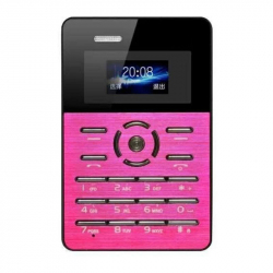 Micro Smartphone 2G Mini Telephone Portable Bluetooth MP3 Appel Alarme