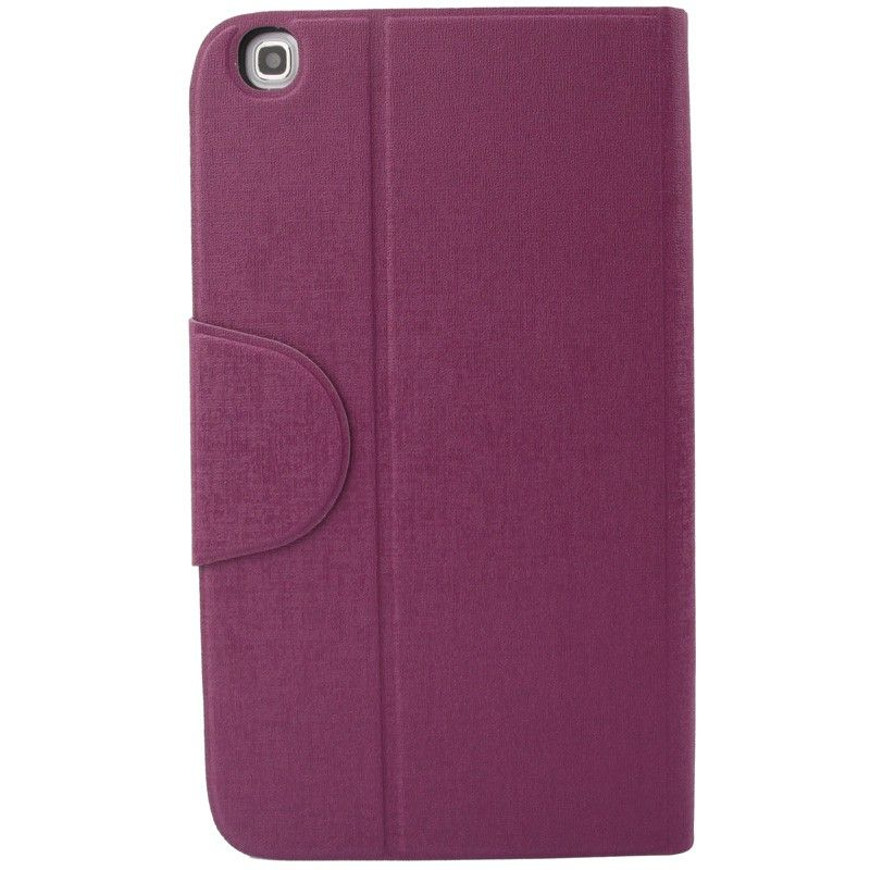 Housse samsung galaxy tab 3 sm t3100 tui 8 pouces fin violet for Housse tablette samsung