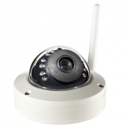 Caméra IP Android Windows IOS Vidéo Surveillance Plug and Play IP65 P2P ONVIF Vision Nocturne Wifi Blanche