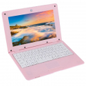 Mini Ordinateur Netbook Android 5.1 PC 10,1 Pouces Quad Core 1,6 GHz Bluetooth Wifi SD HDMI Rose - Netbook Android - www.yoni...