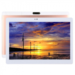Tablette Tactile Android 7.0 Multimédia 10.1 Pouces 4G MTK6753 Octa Core 1,3 GHz Dual SIM GPS Or Rose