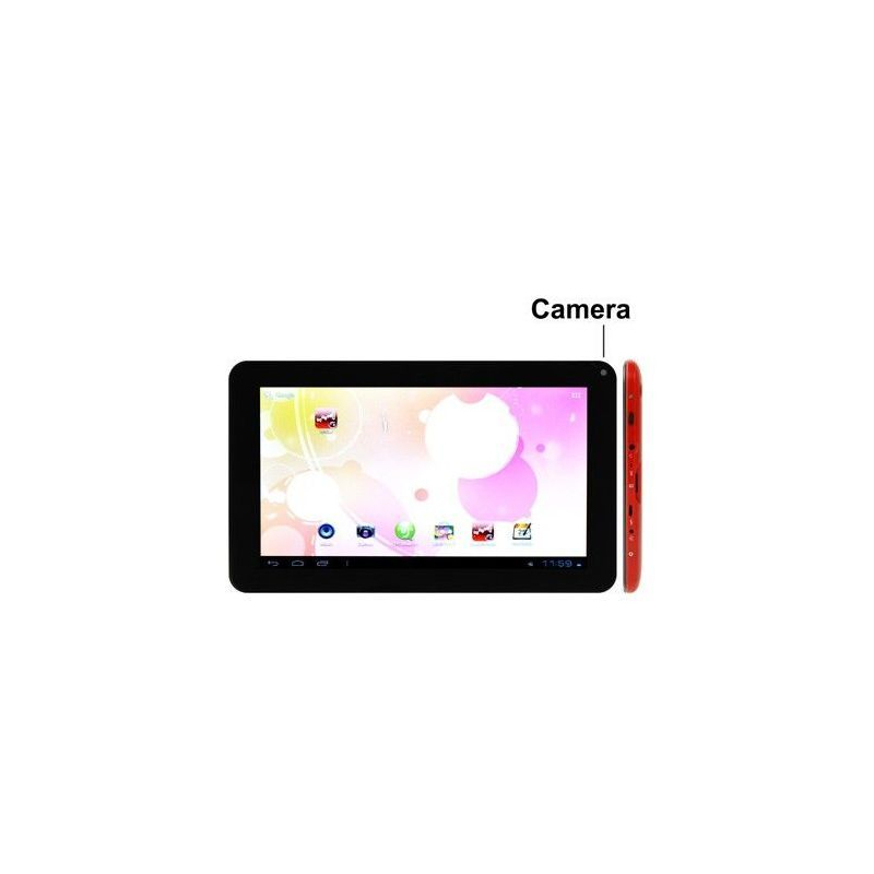 Tablette tactile 10 pouces android 4 4 kitkat quad core 40 - Tablette tactile 10 pouces ...