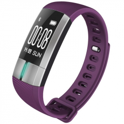 Bracelet Cardio Android iPhone Montre Connecte Bluetooth Podomètre