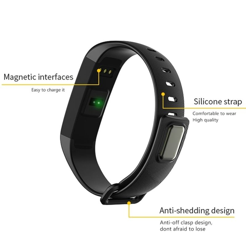 bracelet sport iphone android montre connect e tracker activit etanche. Black Bedroom Furniture Sets. Home Design Ideas