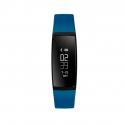 Smart Bracelet IP67 Rappel Sport Moniteur de Santé Alarme SMS Bleu - Bracelet connecté - www.yonis-shop.com