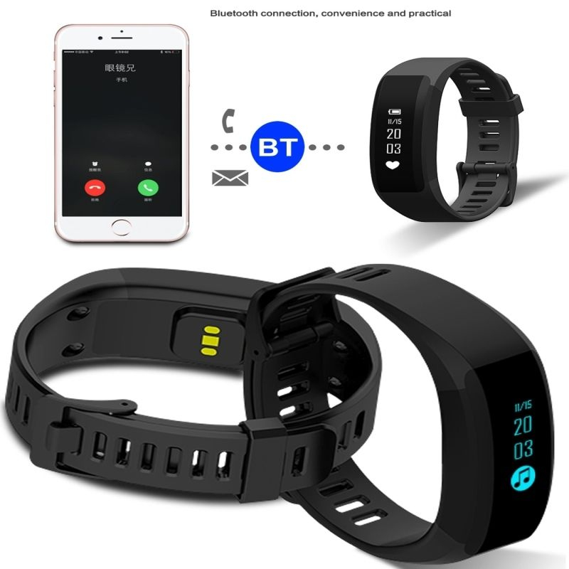 montre connect e sport iphone android smartwatch ip65. Black Bedroom Furniture Sets. Home Design Ideas