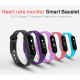 Bracelet Sport iOS Android Montre Connectée IP65 Bluetooth 4.0 Appel Cardio Rose - Bracelet connecté - www.yonis-shop.com