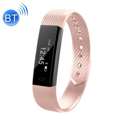 Montre Connectée Sport Android iPhone Smartwatch Waterproof IP67 Rose