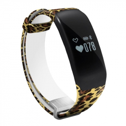 Montre Cardio iPhone Android Bracelet Connecté Etanche Fit Podomètre - Bracelet connecté - www.yonis-shop.com
