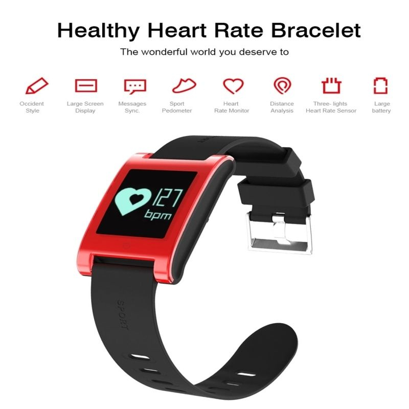 montre connect e sport android iphone smartwatch tactile. Black Bedroom Furniture Sets. Home Design Ideas