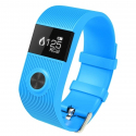 Bracelet Sport Android IPhone Montre Connectée Waterproof 10j Bleu - Bracelet connecté - www.yonis-shop.com