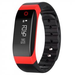 Smart Watch Phone IOS Android Montre Connectée Fitness Sommeil Rouge - Bracelet connecté - www.yonis-shop.com