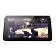 Tablette Tactile Capacitif Android 4.4 KitKat Grande Tablette 3D 16 Go ROM WiFi Blanc