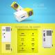 Mini Vidéoprojecteur Portable LED 400 Lumens Support 1080p HDMI Micro SD USB Télécommande Noir - Videoprojecteur - www.yonis-...