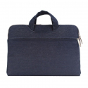 Sacoche Ordinateur 15 Pouces Housse Macbook PC Portable Antichoc Denim - Sacoche ordinateur portable - www.yonis-shop.com