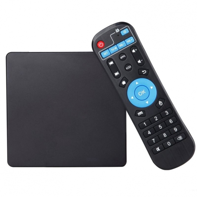 TV Box Android 6.0 Boitier Multimédia Quad Core 2.0Ghz Bluetooth RJ45 - Android TV box - www.yonis-shop.com