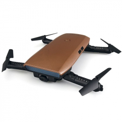 Mini drone quadcopter FPV caméra HD 720p WiFi smartphone Android iOS - Jouet radiocommandé - www.yonis-shop.com