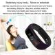 Bracelet Connecté Android IOS Montre Cardio Distance Météo Calorie - Bracelet connecté - www.yonis-shop.com