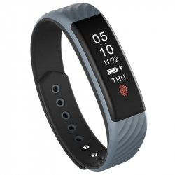 Bracelet Cardio iPhone Android Montre Connectée Etanche OLED Cardio