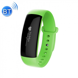Smart Watch iPhone Android Bracelet Connecté Calories Cardio IP67 Vert