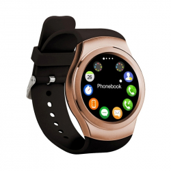 Montre Connecte iPhone Android Smartwatch 2G Bluetooth 16 Go Cardio