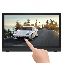 "Tablette Grand Ecran Android 24"" PC Quad Core Cadre Photo Numérique Tactile"