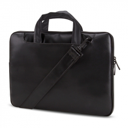 "Sacoche PC portable 13\""Pochette Ordinateur Bandoulière Waterproof Noir - Sacoche ordinateur portable - www.yonis-shop.com"