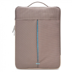 Sacoche PC Portable Macbook Air 13,3 Pouces Nylon Waterproof Marron