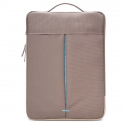 Sacoche PC Portable Macbook Air 13,3 Pouces Nylon Waterproof Marron - Sacoche ordinateur portable - www.yonis-shop.com
