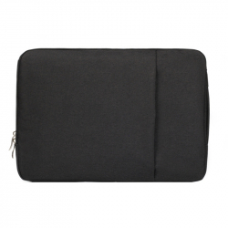 "Housse Macbook Pro PC 15.4\"" Pochette Ordinateur Portable Antichoc Noir - Sacoche ordinateur portable - www.yonis-shop.com"