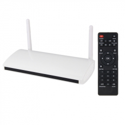 Passerelle Multimédia Android 4.4 TV Box Octa Core WiFi RJ45 HDMI 8GO