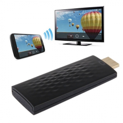 Clé HDMI Android iPhone Partage d écran Miracast Airplay Chromecast TV - Box TV Android - www.yonis-shop.com