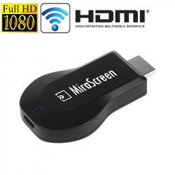 Clé Chromecast iPhone Android Miracast Airplay Wifi Partage Ecran HDMI - Android TV box - www.yonis-shop.com
