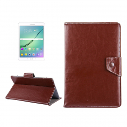 Housse Tablette 10 Pouces Universelle Protège Tablette Antichoc Marron - Housse tablette - www.yonis-shop.com