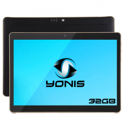 Tablette 3G 10 Pouces Android 5.1 Octa Core 2GHz 2Go RAM 32Go Noir - Tablette tactile 10 pouces - www.yonis-shop.com