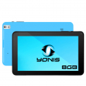 Tablette 10 pouces Android 5.1 Quad Core 1GB RAM WiFi Bluetooth 8GO Bleu - Tablette tactile 10 pouces - www.yonis-shop.com