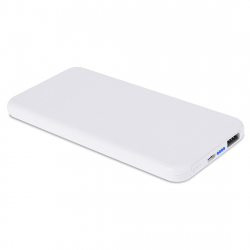 Power Bank 10000 mAh Batterie Externe Smartphone Tablette Chargeur Portable Blanc