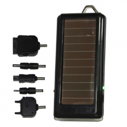 Solar Energy Charger with Flashlight for iPhone/Mobile Phone/MP3/MP4/Digital Camera (Built-in lithium battery: 1500mAh)