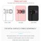 Écouteurs Bluetooth 5.0 Sport Magnetic Intra-Auriculaires Oreillettes Micro HD Mains Libres Smartphone Argent - Ecouteurs Blu...