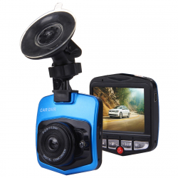 VGA 480P Car Camcorder DVR Driving Recorder Digital Video Camera Voice Recorder with 2.4 inch LCD Screen Display, Support 32G...