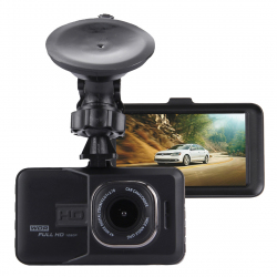 Car DVR Camera 3.0 inch LCD HD 720P 3.0MP Camera 170 Degree Wide Angle Viewing, Support Night Vision / Motion Detection / TF ...
