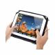 Housse universelle tablette tactile max 9 7 pouces Enceinte Jaune - Housse tablette - www.yonis-shop.com